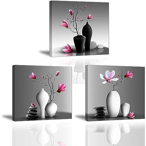 Fine Black And White Bathroom Wall Art Prints Amazon Com Download Free Architecture Designs Lukepmadebymaigaardcom