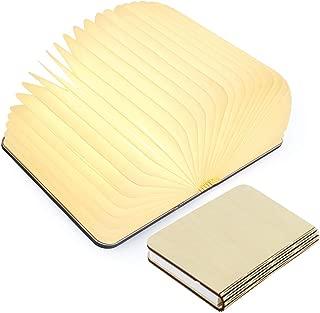 Arista Folding Decorative LED Desk Lamp Wireless Portable USB Rechargeable Bedside Table Room Decor Lamp