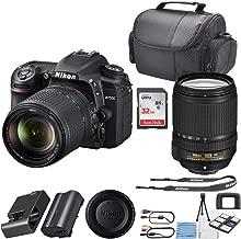 Nikon D7500 DSLR Camera with Nikon AF-S DX NIKKOR 18-140mm + 32GB SanDisk Memory + Professional Carrying Case + Camera Deluxe Starter Kit