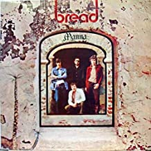 BREAD MANNA vinyl record