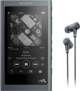 Sony NW-A56HN Grayish Black Hi-Res Audio Walkman NWA56HN