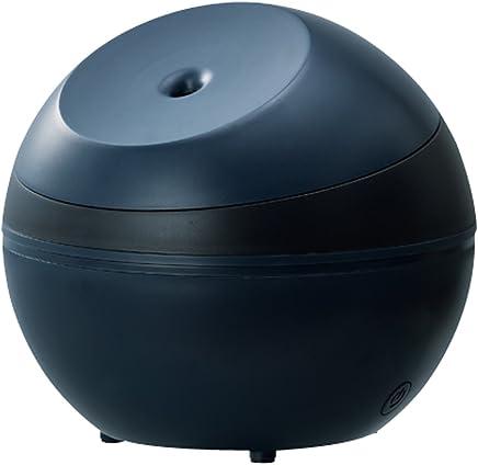 APIX 超音波式アロマ加湿器(木造2~3畳/コンクリート4~6畳) 「LEDライト付」 ブリティッシュネイビー AHD-064-NV