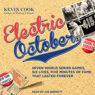 Electric October cover art