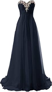 Prom Dress Bridesmaid Dresses Long Prom Gowns Chiffon Formal Evening Gown A line Evening Dress