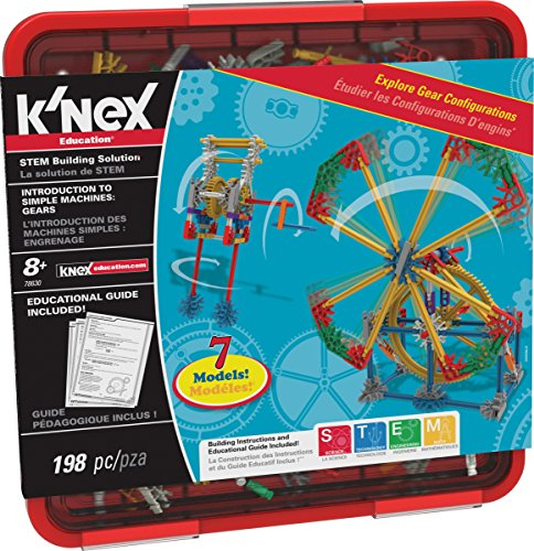 K'Nex Education Introduction to Simple Machines Gear Set