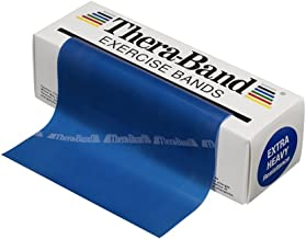TheraBand Professional Latex Resistance Bands for Upper and Lower Body Exercise