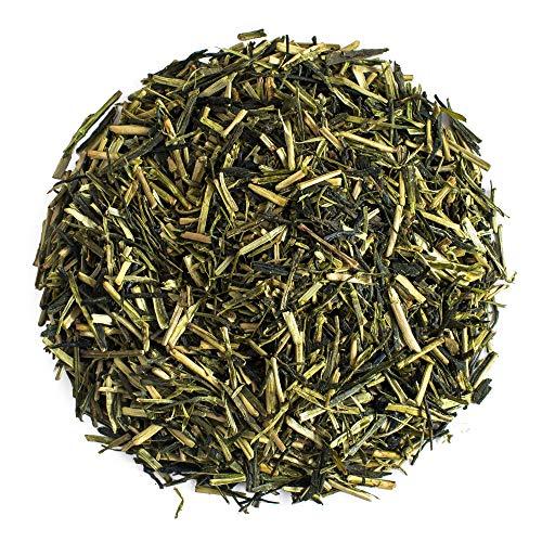 Organischer Moya Grün-Tee Kukicha | 100g | Beste Teequalität aus Japan | Vegetarisch und Vegan Freundlich | im wiederverschließbaren Beutel