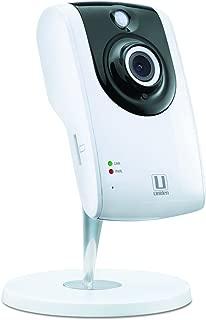 Uniden AppCam24HD HD Indoor WiFi IP Camera (White)