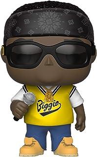 Funko Pop Rocks: Music - Notorious B.I.G. Figura de coleccionista de Jersey, multicolor