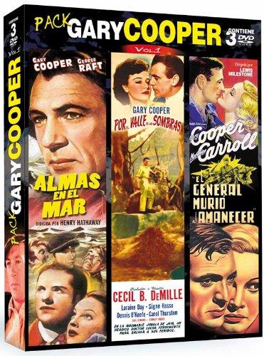 Pack Gary Cooper I [DVD]