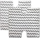 DingGreat 2Pcs Ersatz-Pads für Dampfreiniger für Shark Lift-Away Pro Tasche Dampfbesen & Genius Steam Pocket Serie Mop S3973D S6002 S5003D S6001 S6003 S5001 S5002 S3973WM