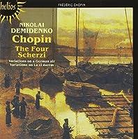 Chopin: Scherzi by Nikolai Demidenko (2005-02-25)