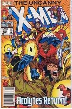 Comic Uncanny X-Men No. 298 Book