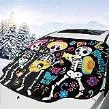 Tridge Day-Dead Windschutzscheibe Schneedecke für Auto Windschutzscheibe Ice Cover Protector wasserdicht