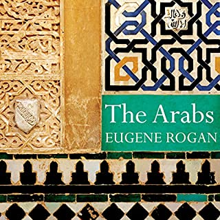 The Arabs audiobook cover art