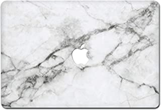 Laptop Vinyl Decal Top Sticker DIY Marble Painting Skin for MacBook Air Retina Pro 11 12 13 15 Logo Sticker Cut,Retina 13 -A1502,A745