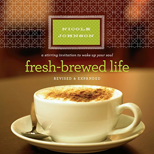 Fresh-Brewed Life audiobook cover art