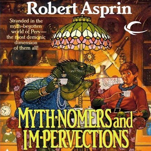 Mythnomers and Impervections cover art