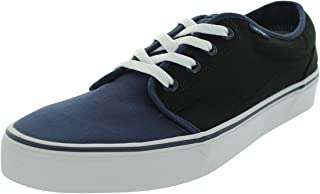Vans Unisex's 106 Vulcanized Skate Shoes 11 (Dress Blues/Black)
