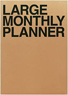 Best big monthly planner Reviews