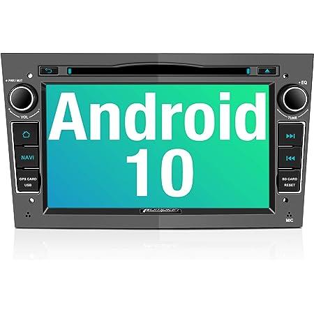 Pumpkin Android 10 Autoradio Für Opel Radio Mit Navi Elektronik