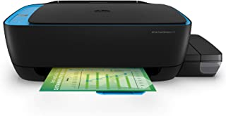 HP Ink Tank 419 WiFi Colour Printer, Scanner and Copier for Home/Office, High Capacity Tank (15,000 Black and 8000 Colour)...