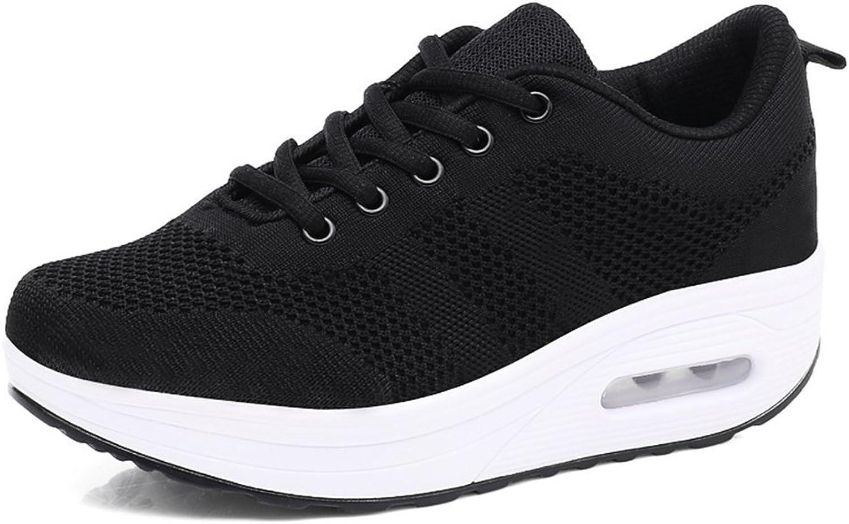 BeautyOriginal Women's Lightweight Platform Comfortable Sneakers Running Jogging shoes