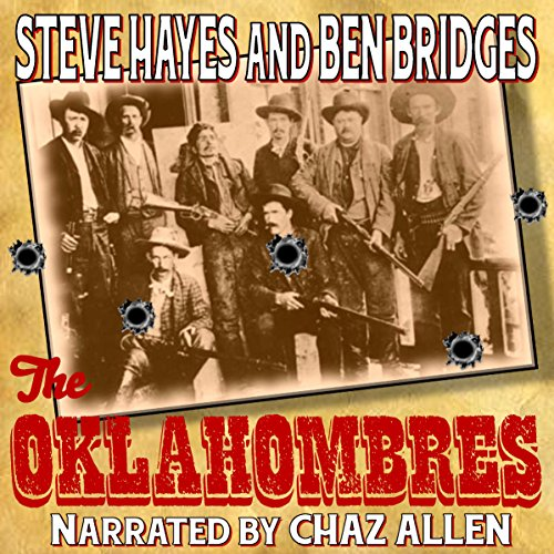 The Oklahombres audiobook cover art