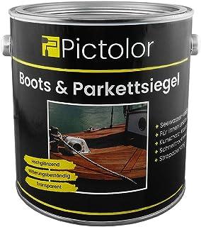 Pictolor Boots- und Parkettsiegel 2,5 Liter transparent