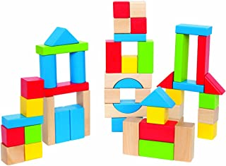 Haple E0409 Maple Blocks, Multicolor