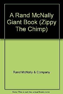 A Rand McNally Giant Book (Zippy The Chimp)