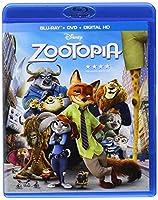 Zootopia ズートピア 2D (北米盤英語のみ) [Blu-ray][Import]