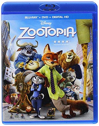 Zootopia [Blu-ray]