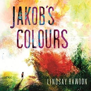 Jakob's Colours audiobook cover art