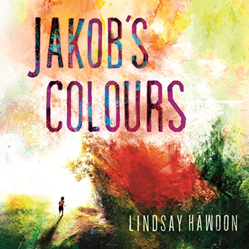 Jakob's Colours audiobook cover art