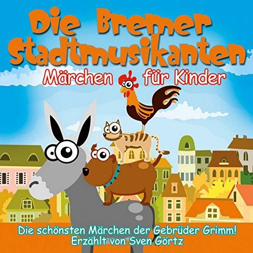 Die Bremer Stadtmusikanten audiobook cover art