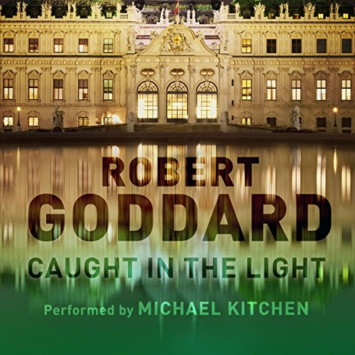 Caught in the Light audiobook cover art