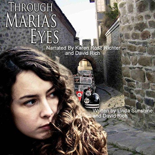 Through Maria's Eyes audiobook cover art