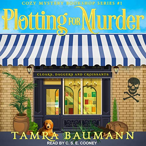 Plotting for Murder cover art