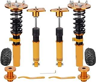 maXpeedingrods Kits de redução de suspensão do amortecedor Coilovers para BMW Série 1 F20/F21 2011-2019 Altura Adj