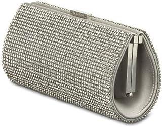 Swarovski donna-Borsa da sera iony Silver Shade 45/16 x 8 x6cm 910455