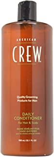 American Crew Men Daily Conditioner (For Soft, Manageable Hair) (1000ml/33.8oz)