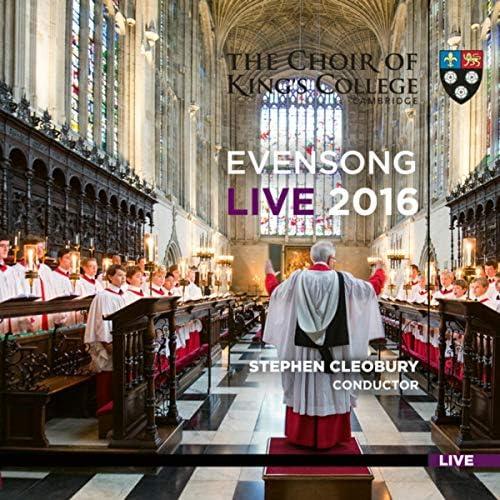 Choir of King's College, Cambridge, King's Voices, Stephen Cleobury & Tom Etheridge