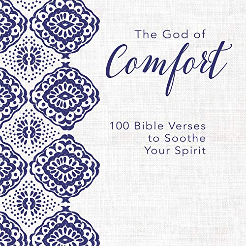 The God of Comfort audiobook cover art
