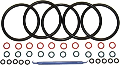(5 sets) Captain O-Ring COLOR CODED Gasket Set for Cornelius Home Brew Keg [w/o-ring pick]