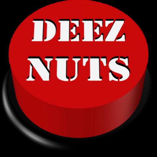 Deez Nuts Button