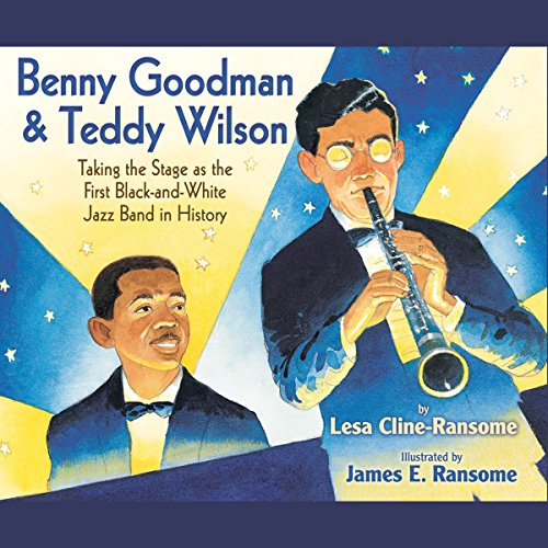 Benny Goodman and Teddy Wilson audiobook cover art