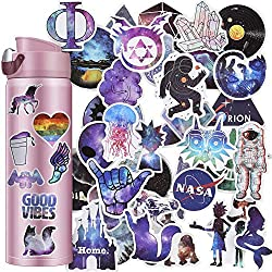 space hydro flask stickers