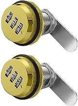 3 cijferige codecombinatie Cam Lock, draadlengte 20mm veilig slot voor bestandskast brievenbus ladedeur, zinklegering geco...