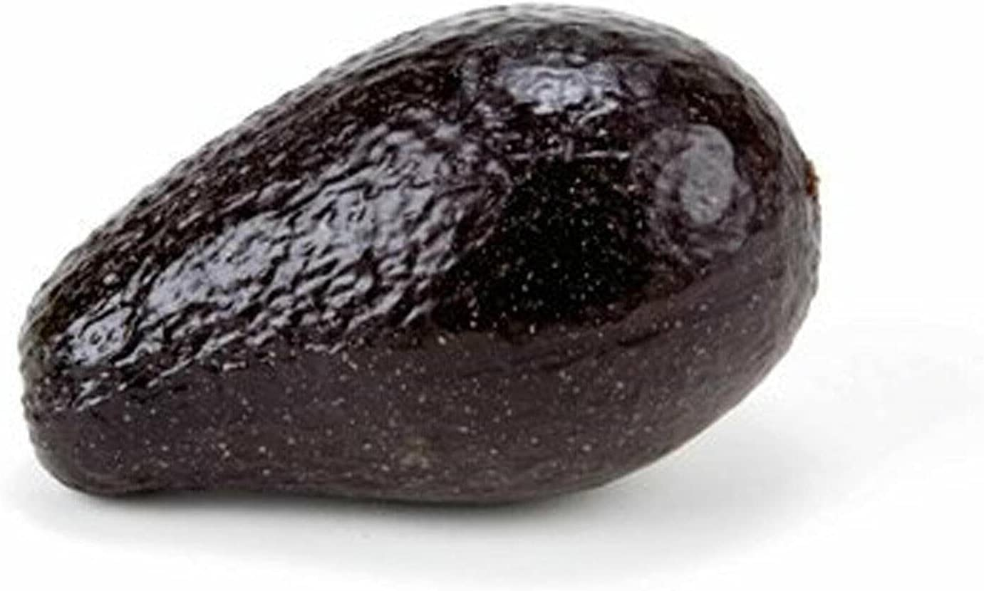 Artificial Fruit Max 74% OFF Brown Limited time trial price Avocado 4 Ripe Each Avocados 4.25